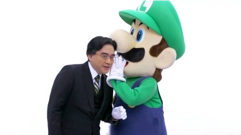 Nintendo Minute Takes On The Whisper Challenge