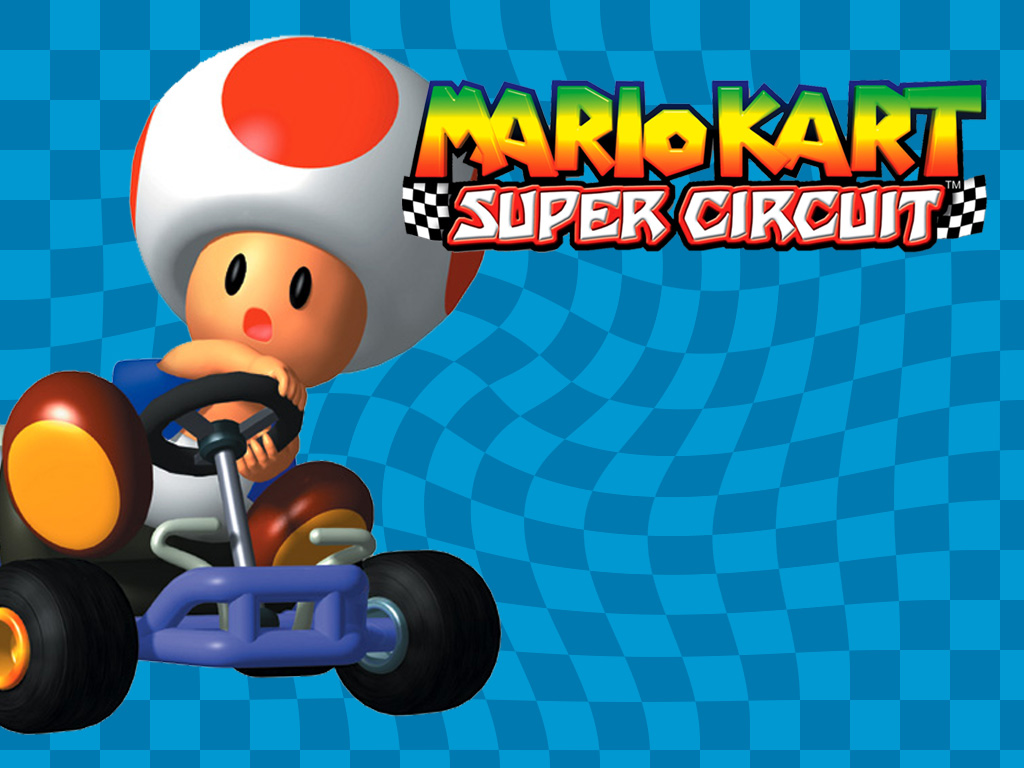 mario kart super circuit heading to wii u eshop this week in europe my nintendo news. Black Bedroom Furniture Sets. Home Design Ideas