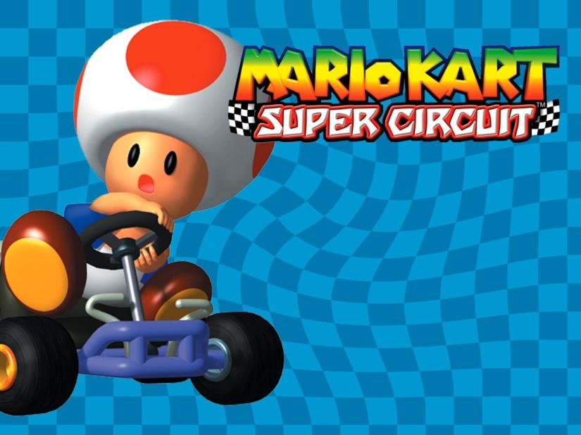 Mario Kart Super Circuit Heading To Wii U eShop This Week InEurope