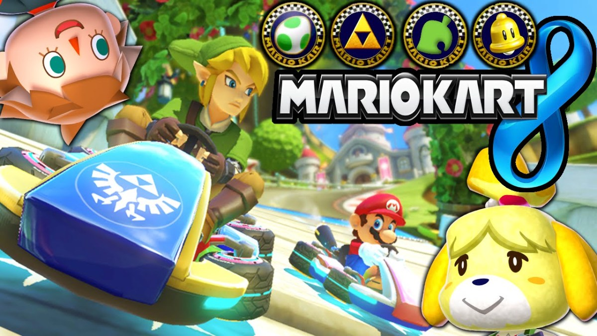 Check Out New Amiibo Suits And Gameplay Of Mario Kart 8DLC