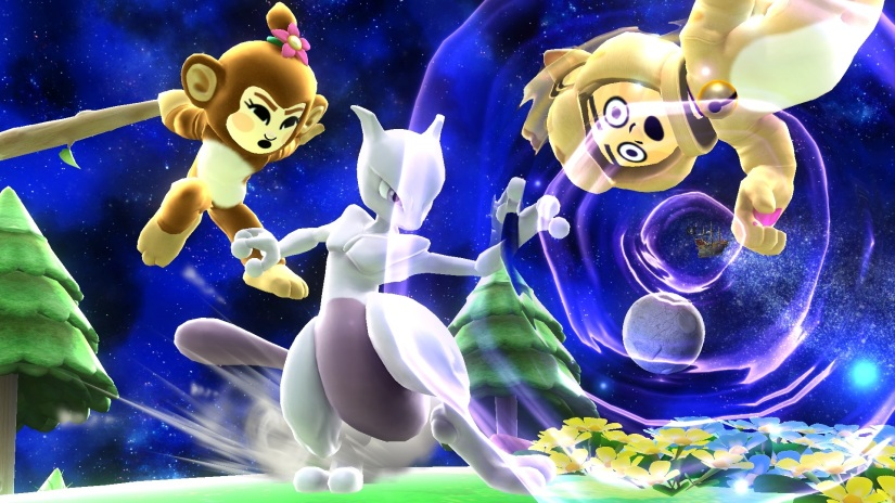 Mewtwo Now Available To Purchase For Super Smash Bros In Europe