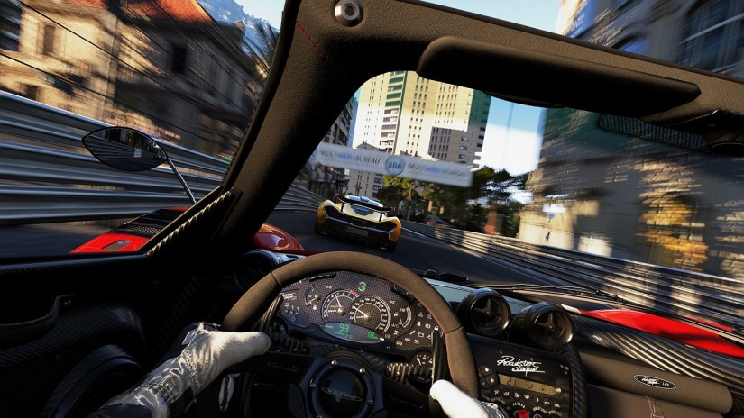 Here's A Look At A Near Final Build Of Project CARS