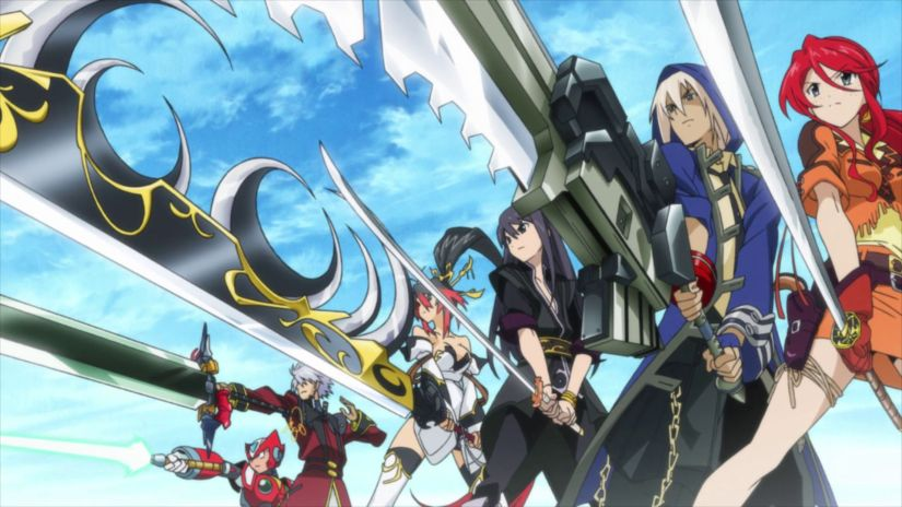 Project X Zone 2 Coming To The Americas This Fall, Here's The First EnglishTrailer
