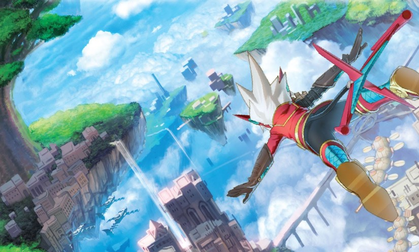 Here's A Look At The Wii Version Of Rodea The Sky Soldier