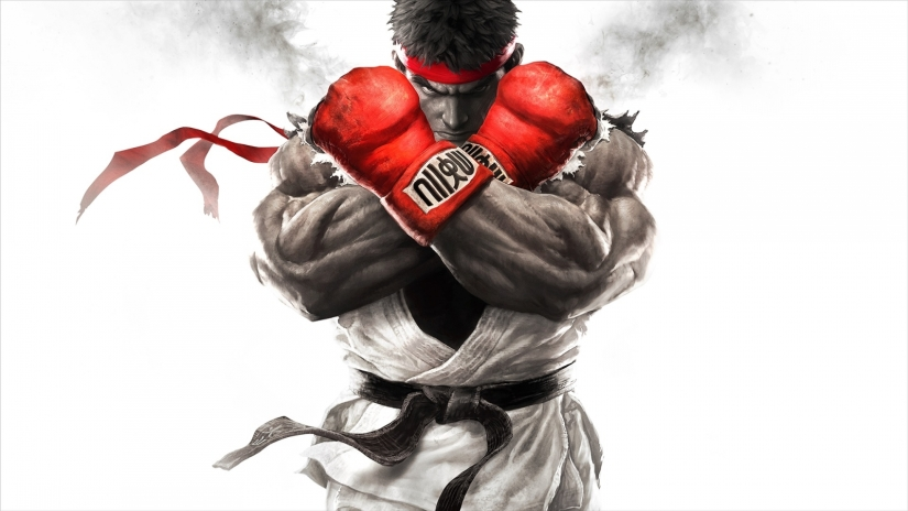Could Fire Emblem's Roy And Street Fighter's Ryu Be In The Forthcoming Smash BrosDLC?
