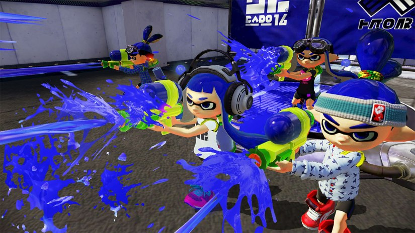 There Will Be No Customisable Multiplayer Rules In Splatoon