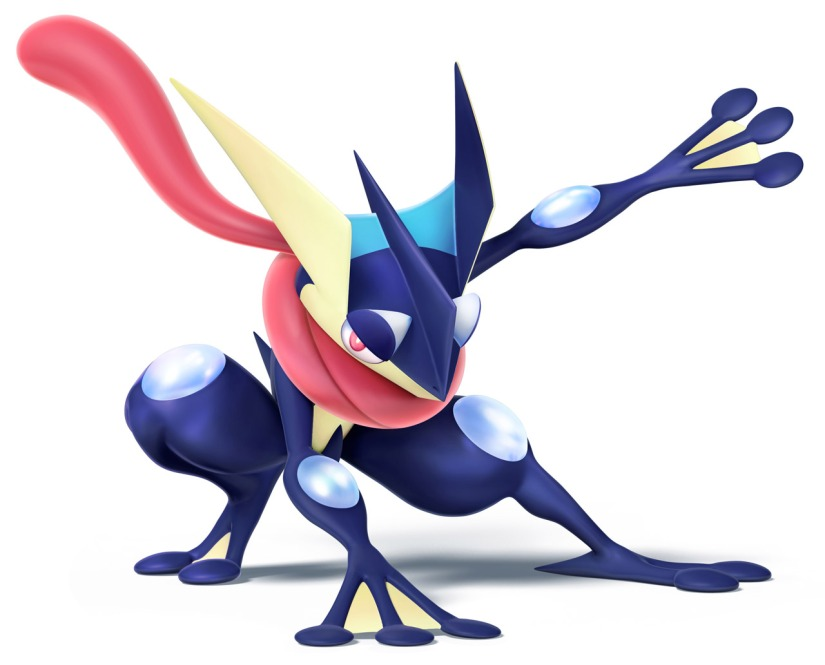 You'll Have Another Chance To Get The Greninja Amiibo From Toys RUs