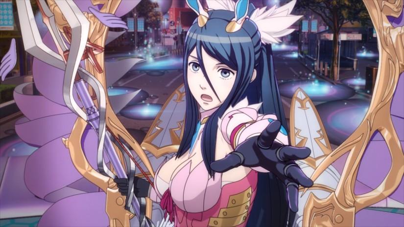 IGN Takes A Closer Look At The Shin Megami Tensei x Fire EmblemTrailer