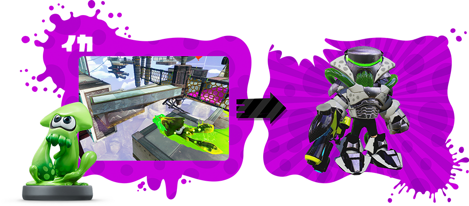 Nintendo Japan Releases A Brilliant Japanese TV Commercial For Splatoon And An OverviewVideo