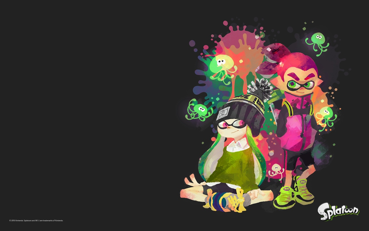 Pre-order Splatoon At Toys R Us And Get Any Amiibo For$5