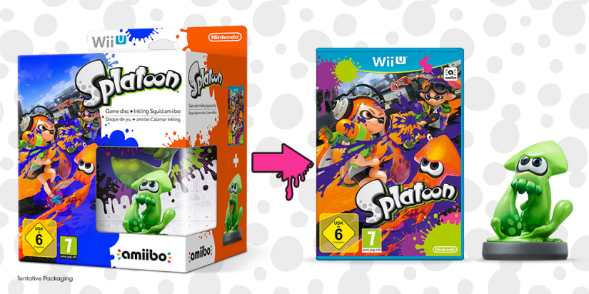 Splatoon And Bundle Coming To Europe On May 29th