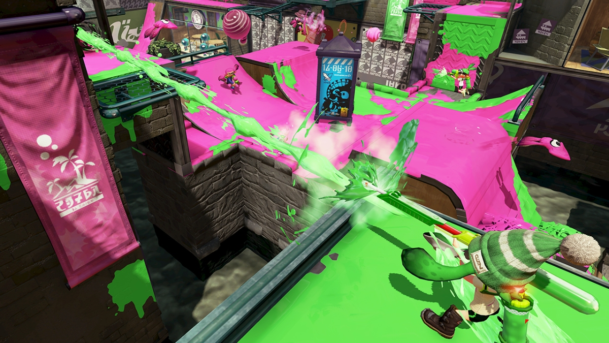 Here's The US Splatoon Commercial Complete With CheesyMusic