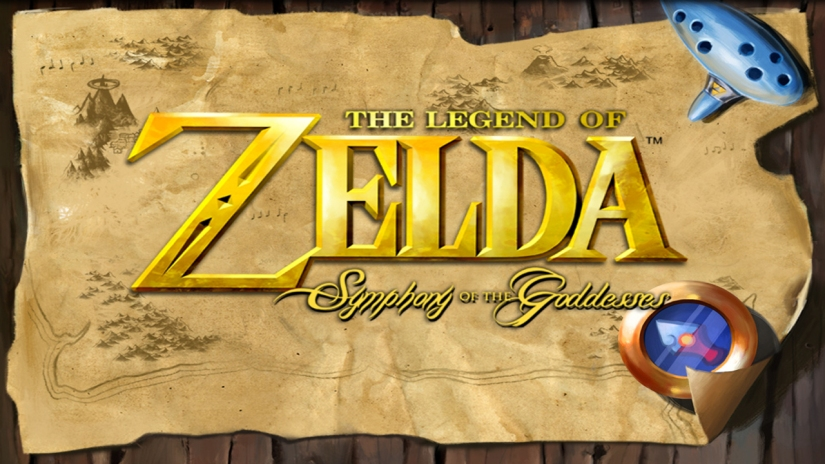 New Zelda Graphic Novel Appearing At Symphony Of The Goddesses