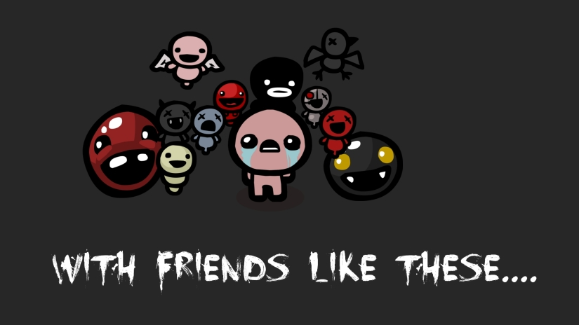 Here's The First 47 Minutes Of Binding Of Isaac: Rebirth For New Nintendo 3DS