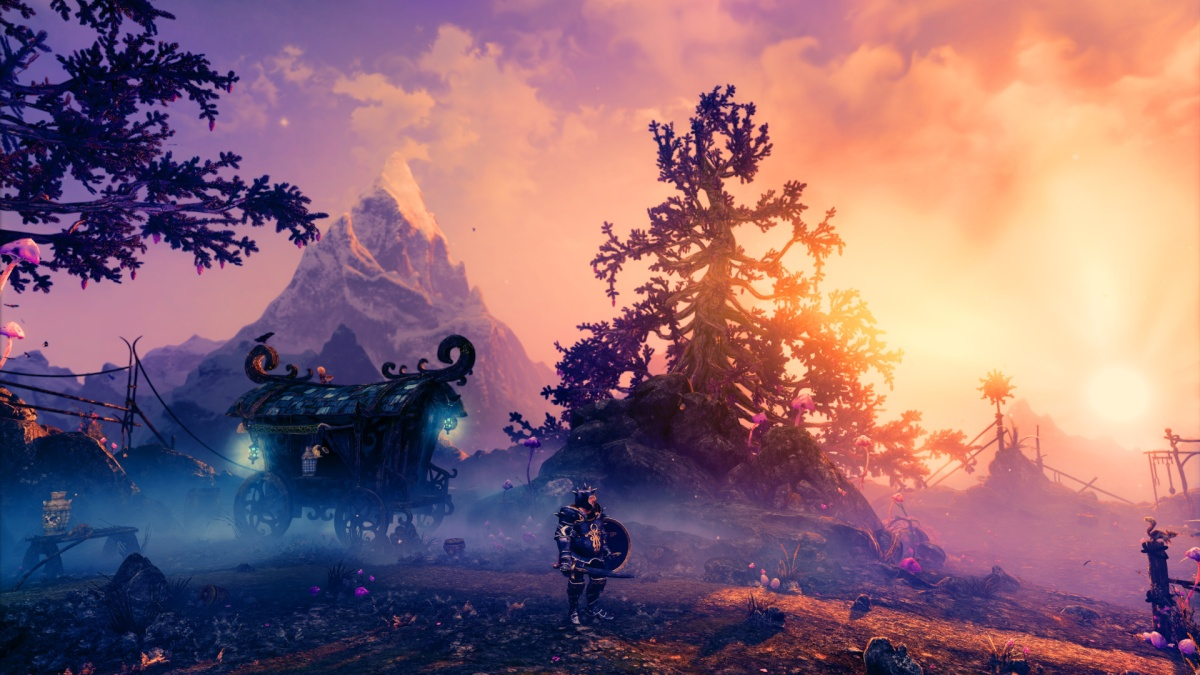 Here's A Look At The Stunning Trine 3 The Artifacts OfPower