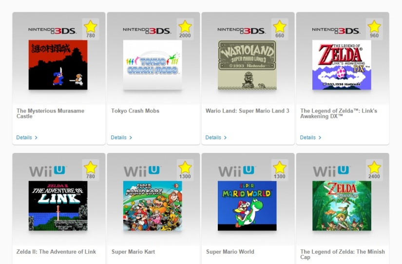 EShop Club Nintendo Rewards Arrive In Australia