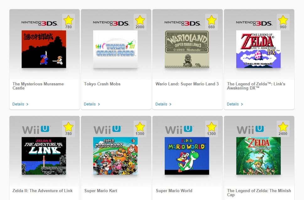 EShop Club Nintendo Rewards Arrive InAustralia