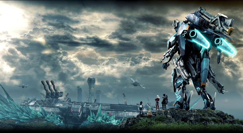 Here's The First 70 Minutes Of Xenoblade Chronicles X