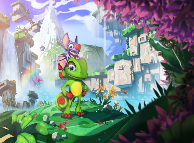 Yooka-Laylee Has Reached Its Final StretchGoal