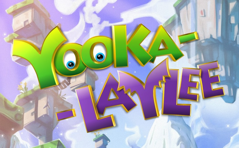 Here's Some Off-Screen Yooka-Laylee Footage From E3