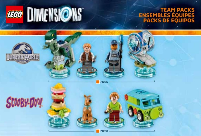 LEGO Dimensions Confirms Portal, Doctor Who, The Simpsons, Scooby Doo And Jurassic World