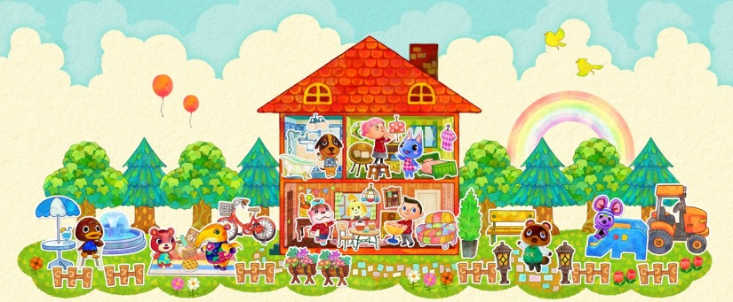 Animal Crossing Amiibo Confirmed To Work With Happy Home Designer Along With The Cards