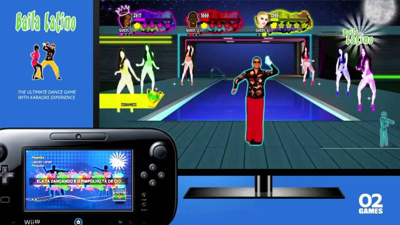 Check Out The Latest Trailer For Upcoming Wii U Dancing Game Baila Latino