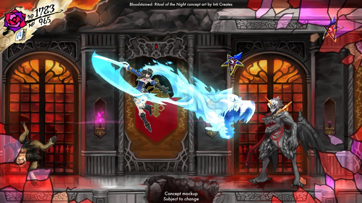 Bloodstained: Ritual Of The Night Will Include Online Challenge Mode