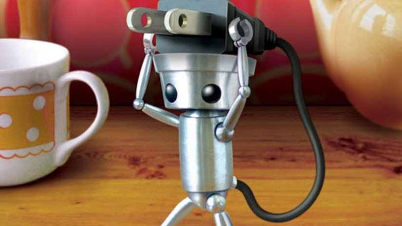 Here's Some More Chibi-Robo! Zip Lash Footage