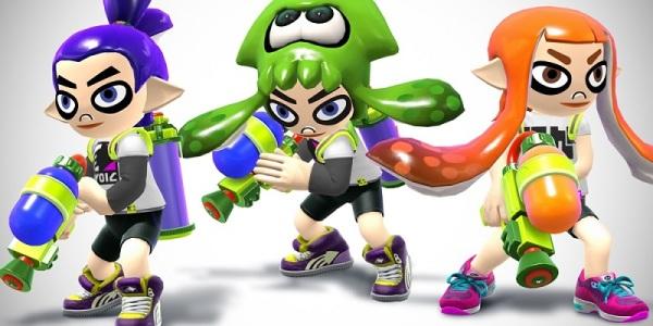 splatoon_direct_inklings_mii_fighter_costumes_super_smash_bros_girl_inkling_orange_green_boy_inkling_blue