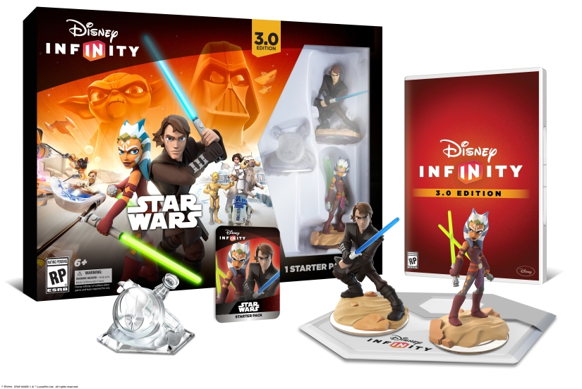 Here's The Disney Infinity 3.0 Announcement Trailer And Details
