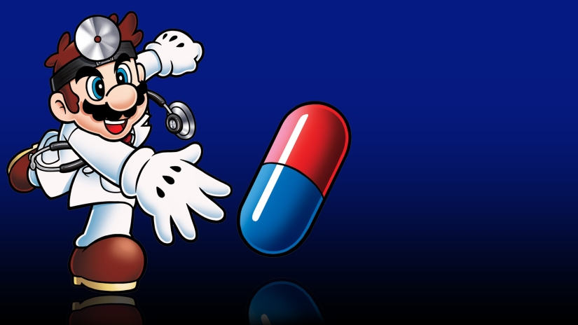 Here's A Look At The Brand New Nintendo 3DS Version Of Dr Mario
