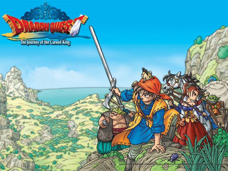 Dragon Quest VIII For The Nintendo 3DS Will Feature A New Alternate Ending
