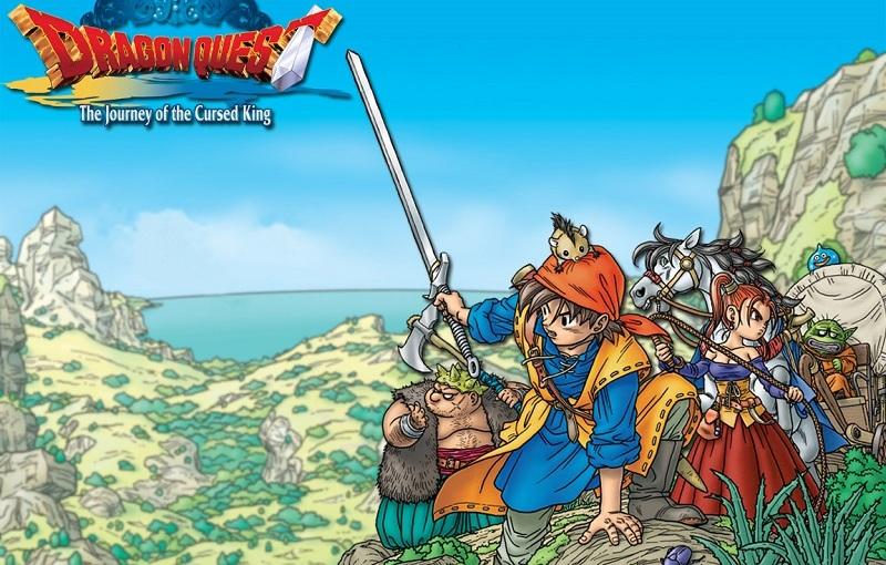 Rumeur: Lancement Occidental de Dragon Quest VII & VIII Pour 3DS est «Pas Prévu Pour Ce Moment»? dans Actualités