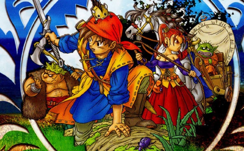 Dragon Quest VIII Est L'Un des Plus Grands Jeux pour Nintendo 3DS dans Nintendo