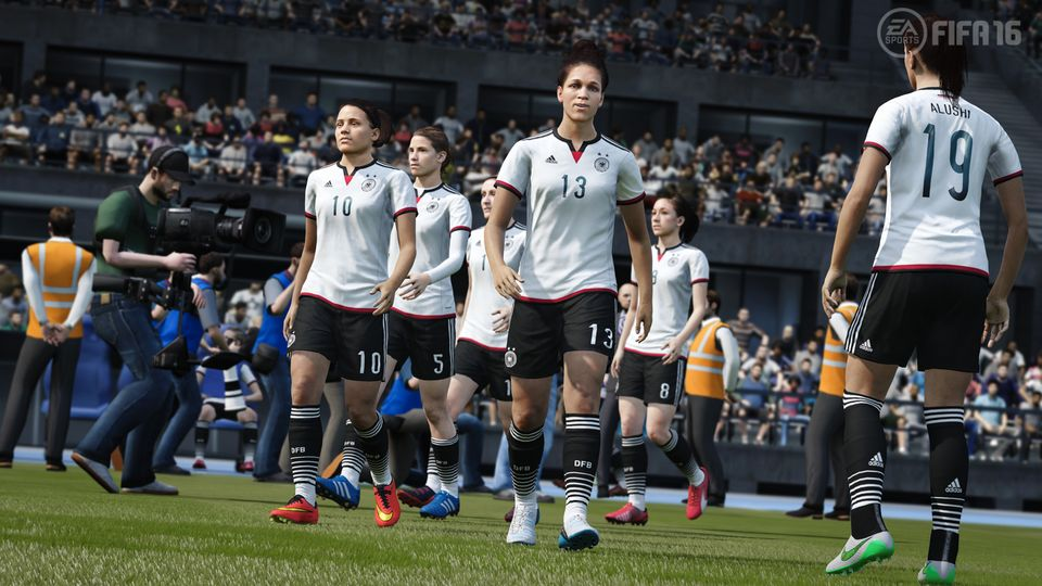 EA Confirms FIFA 16 Won't Appear On Any NintendoPlatforms