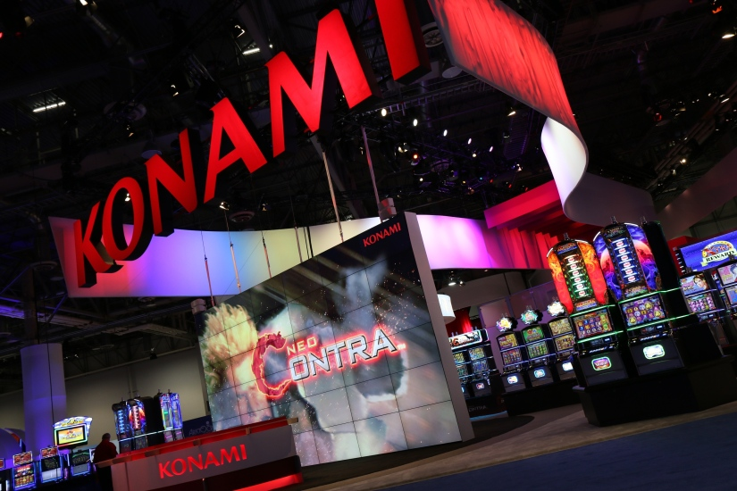 Konami Says Mobile Is The Future Of Gaming And Will Be Konami's MainPlatform
