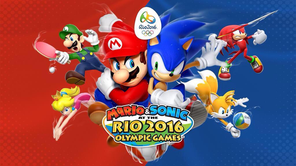 Mario & Sonic At Rio 2016 Scores Decently InFamitsu