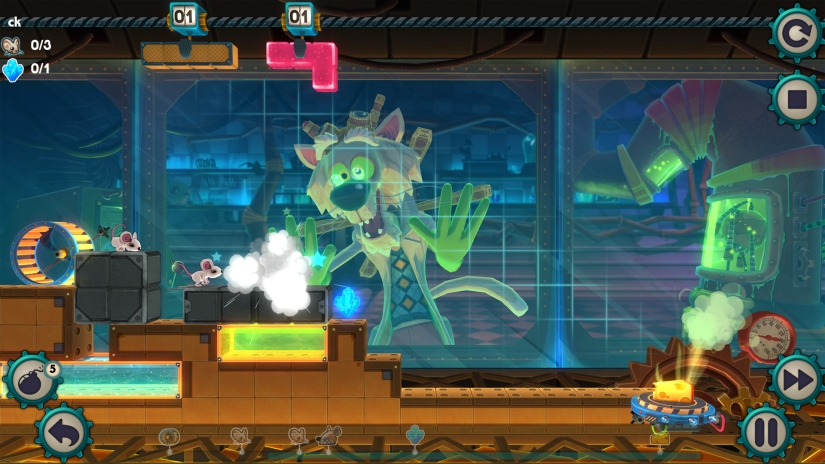 Puzzle Game MouseCraft Is Coming To Wii U Later This Year