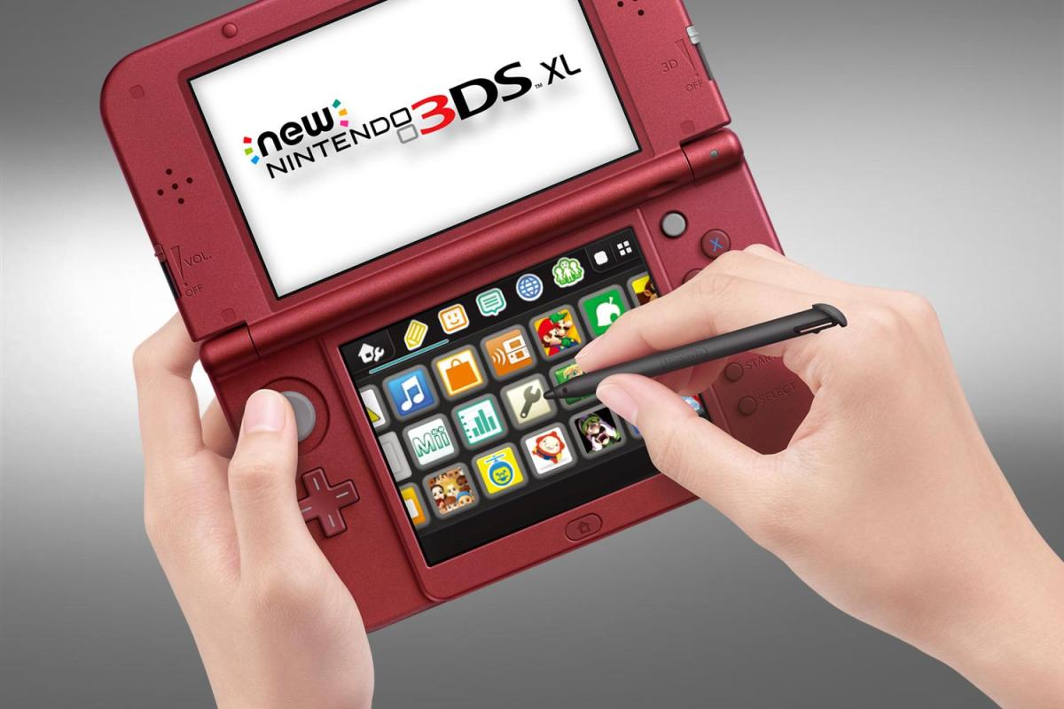 New Nintendo 3ds Xl : Here s some new nintendo ds xl summer commercials my