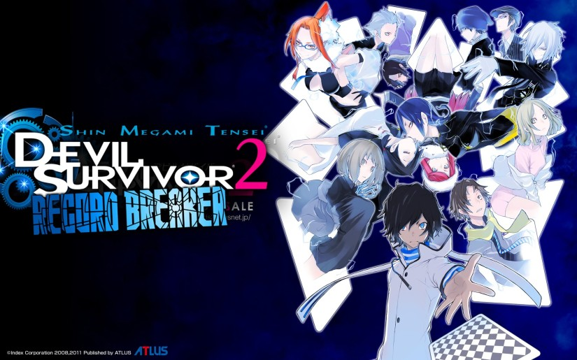 Europe: Devil Survivor 2: Record Breaker And Etrian Mystery Dungeon Dated