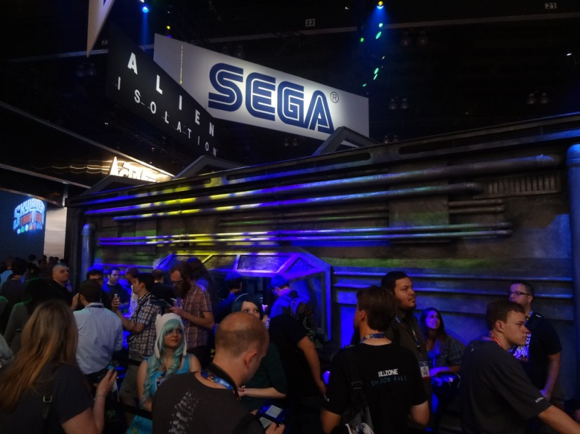 Sega Won't Have Its Own Booth At E3 Next Month