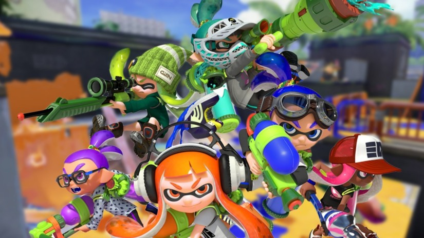 Check Out The Splatoon Splat Or Be Splatted Trailer