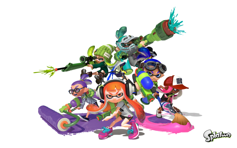 Iwata Asks For Splatoon Goes Live