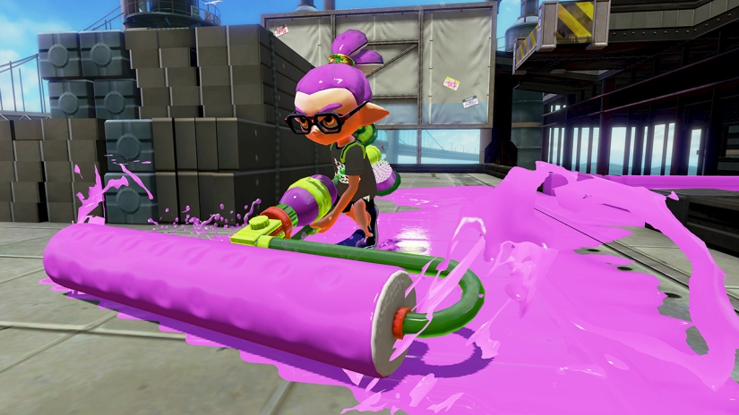 Here's Another Incredibly Cheesy Splatoon TV Commercial