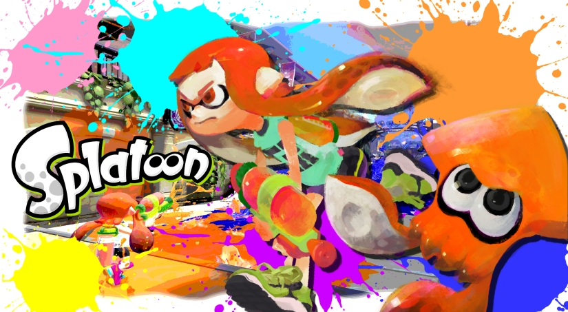 Don't Forget You Can Check Out The Splatoon Single Player At Select Best Buy & GameStop Stores