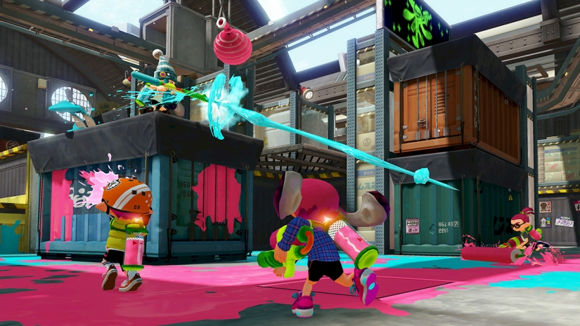 "IGN Calls Splatoon's Lack Of Voice Chat ""Cheap And Lazy"""