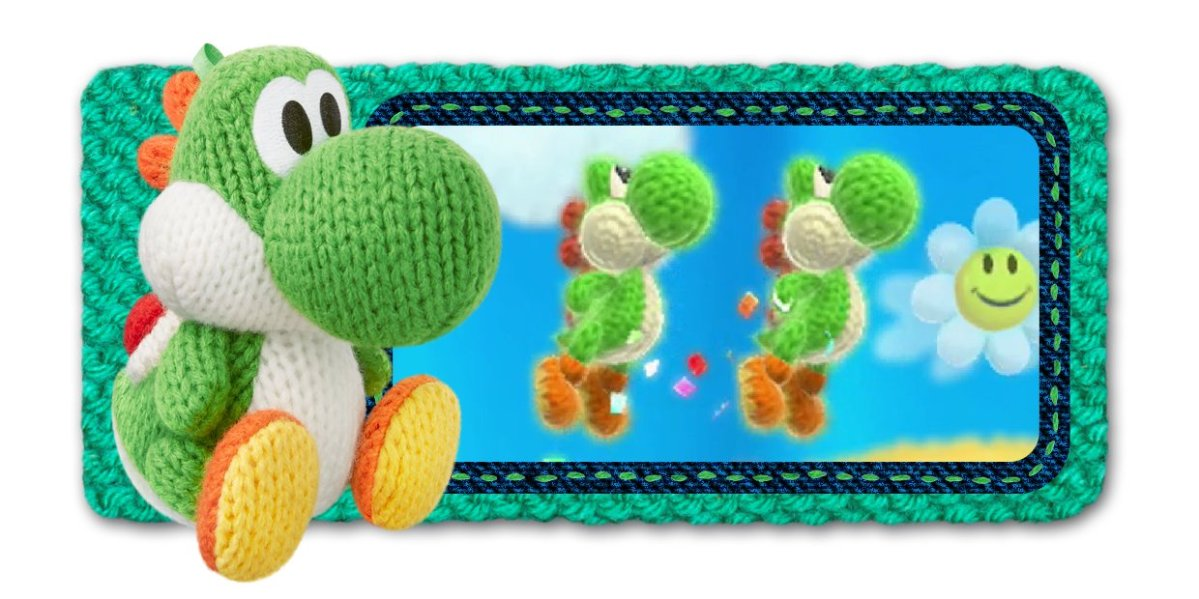 Yoshi's Woolly World Used To Look SlightlyDifferent