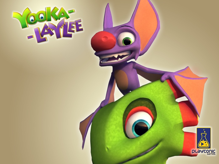 Yooka-Laylee Got A Publisher Deal With Team17 For Retail Release