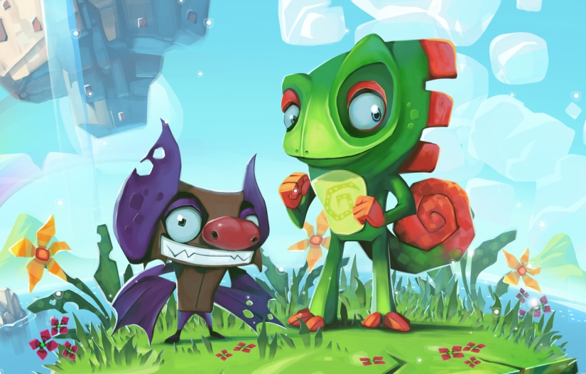 "Nintendo: ""Never Say Never"" When It Comes To Giving Yooka-Laylee Additional Support"